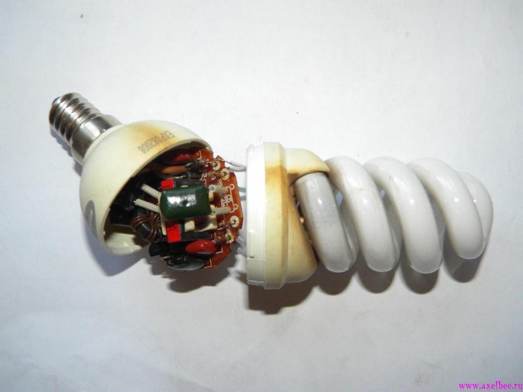 Почему сгорают лампочки на люстре
